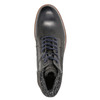 Men's Winter Ankle Boots bata, gray , 896-2657 - 26