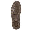 Men's Winter Ankle Boots bata, brown , 896-4657 - 19