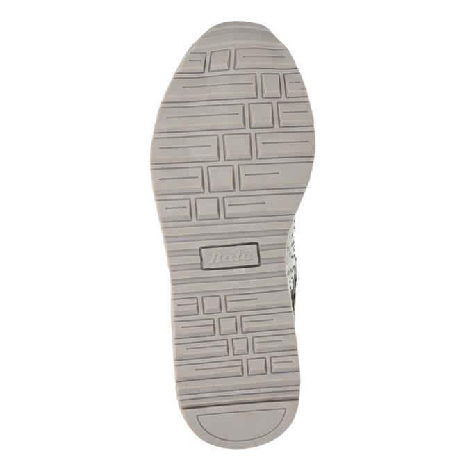 Childrens shoes mini-b, gray , 329-2287 - 17