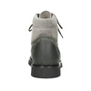 Ladies' Leather Ankle Boots weinbrenner, gray , 596-2672 - 16