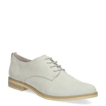 Ladies' casual shoes bata, gray , 529-1636 - 13
