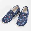 Children's slippers, blue , 379-9012 - 16
