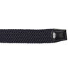 Men's textile belt bata, blue , 959-9217 - 16