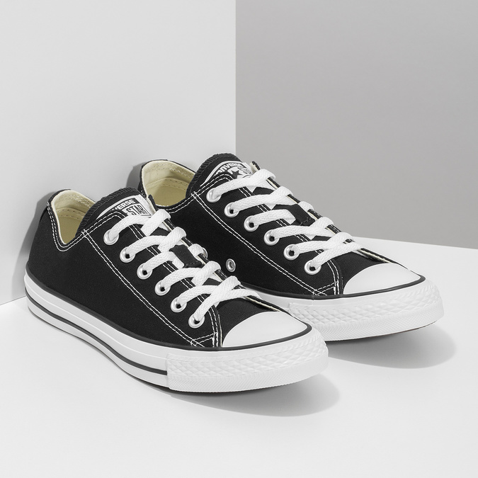 Ladies' tennis shoes converse, black , 589-6279 - 26
