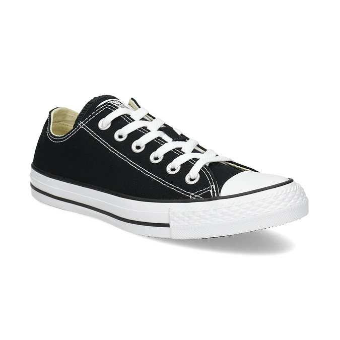 Ladies' tennis shoes converse, black , 589-6279 - 13