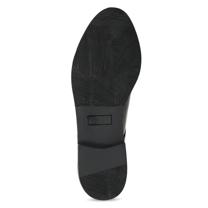 5216638 bata, black , 521-6638 - 18