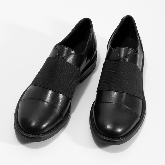 5146602 bata, black , 514-6602 - 16